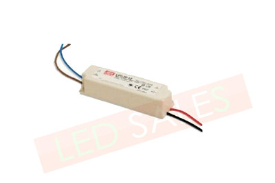 LED Voeding Meanwell-PLN-20W 12Volt