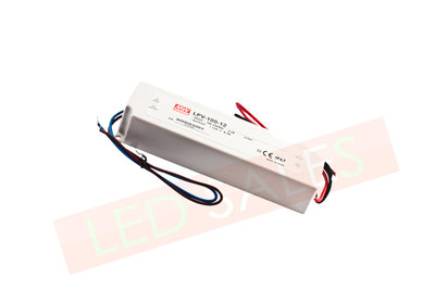 LED Voeding Meanwell-LPV 100W  12Volt